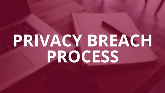 Privacy Breach Process